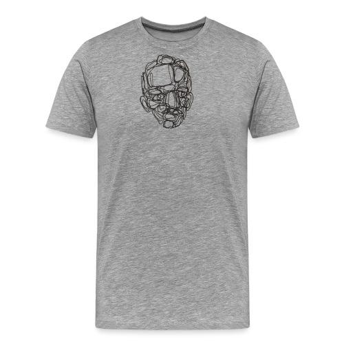 old boy - Men's Premium T-Shirt