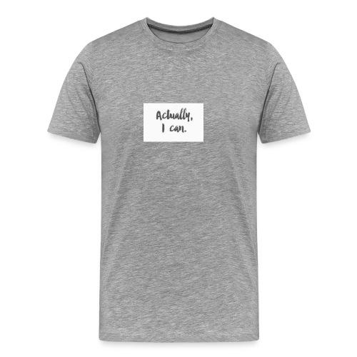 20180627 103356 - Men's Premium T-Shirt