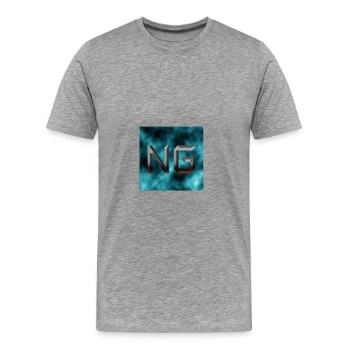 nationalgamerdodo LG jpg - Men's Premium T-Shirt