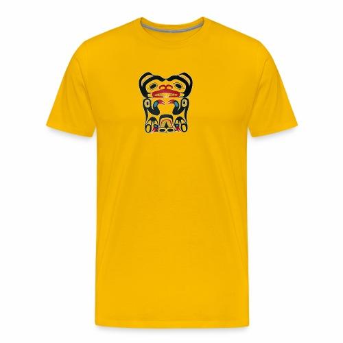 Eager Beaver - Men's Premium T-Shirt