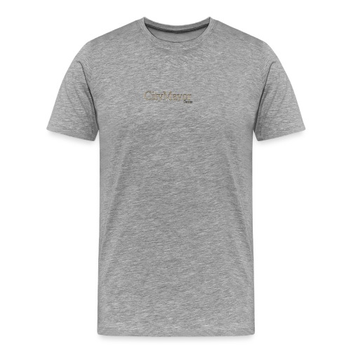 CityMayor Games Logo - Men's Premium T-Shirt