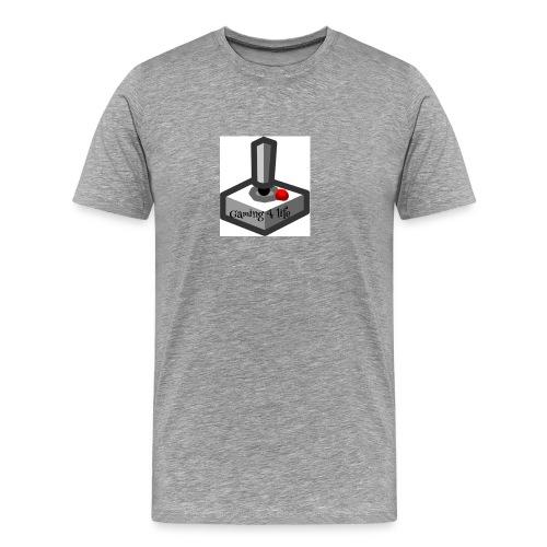 6D51B7AD 3C8B 447F B8AA 12AB9877DF11 - Men's Premium T-Shirt