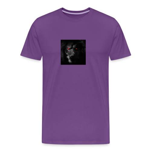 Black ye - Men's Premium T-Shirt