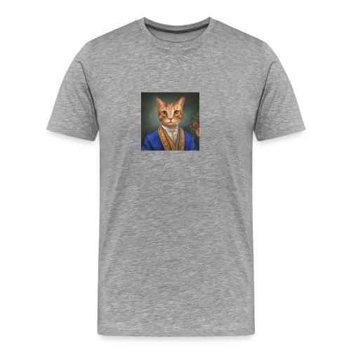 Don't let the suit fool you. - Men's Premium T-Shirt