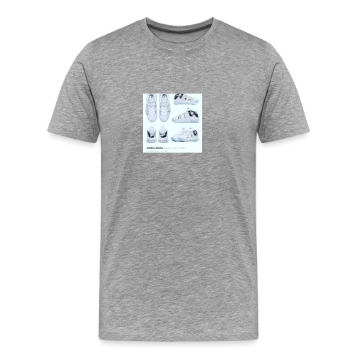 04EB9DA8 A61B 460B 8B95 9883E23C654F - Men's Premium T-Shirt