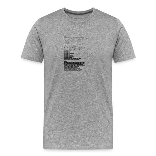 Bobby gaming gaming - Men's Premium T-Shirt