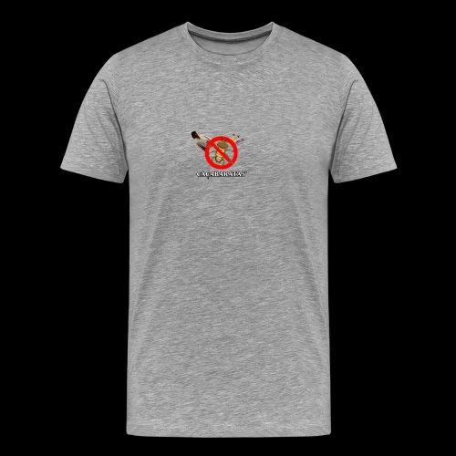 CaçaBaratas - Men's Premium T-Shirt