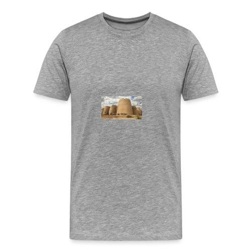 Darawar fort - Men's Premium T-Shirt