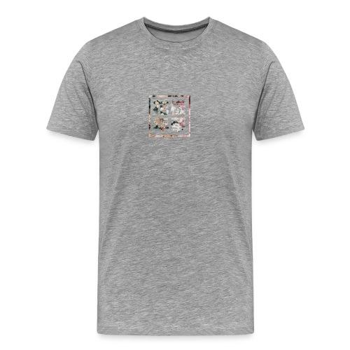 BTS The Most Beautiful in Life - Men's Premium T-Shirt