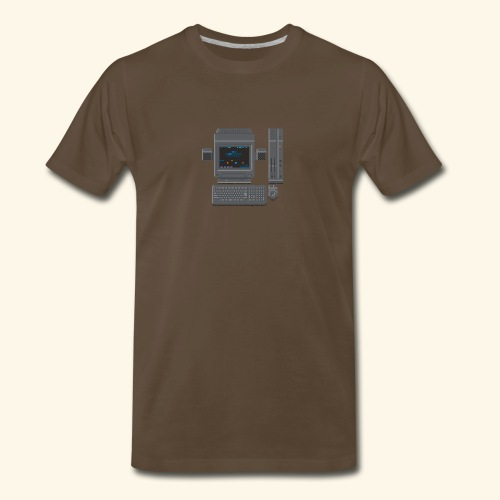 x68000b - Men's Premium T-Shirt