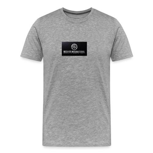 FR RECORDS INTERNATIONAL - Men's Premium T-Shirt