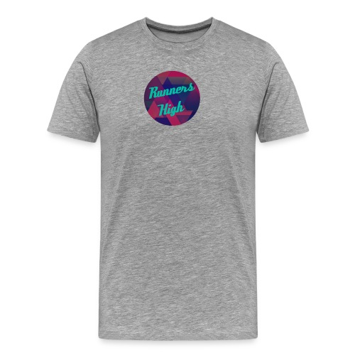 Runners High Classic - Men's Premium T-Shirt