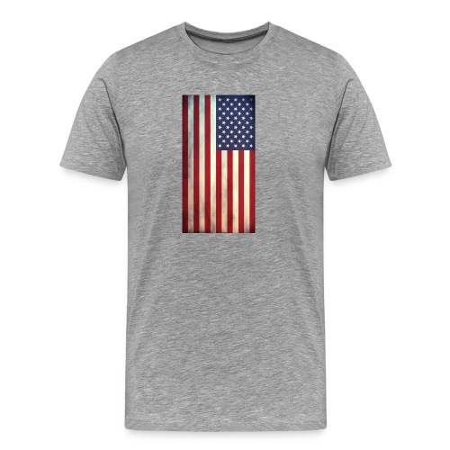 the american flag wear and Accessories - Men's Premium T-Shirt