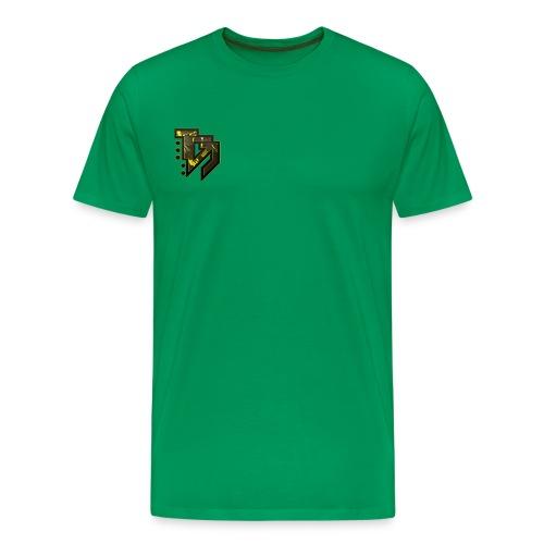 Logo 3 png - Men's Premium T-Shirt