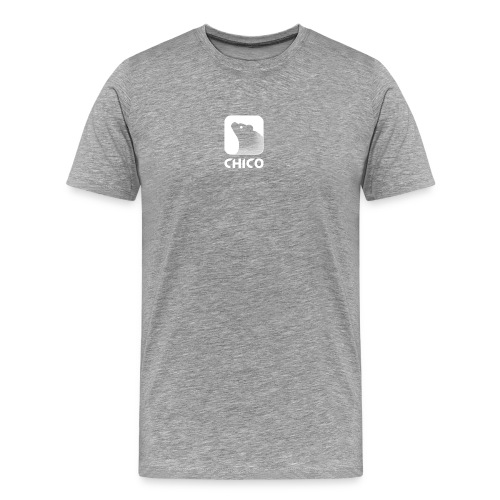 Chico's Logo with Name - Men's Premium T-Shirt