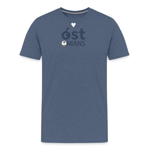 <3 OSTonians - Men's Premium T-Shirt