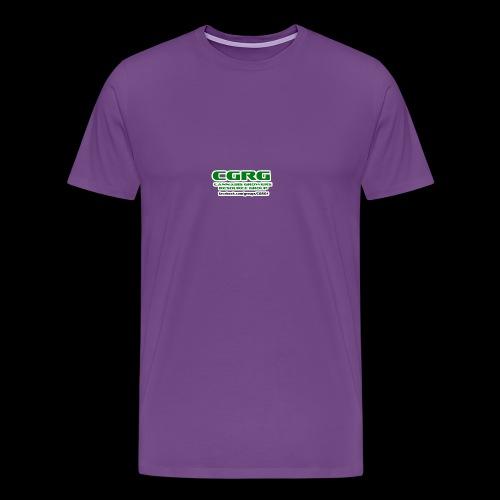 OLD CGRG LOGO - Men's Premium T-Shirt