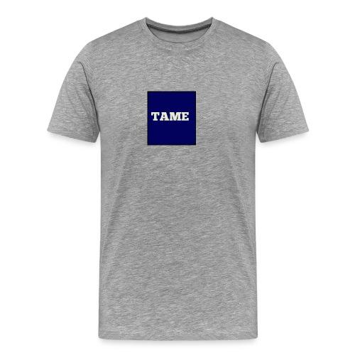 TAME Blue - Men's Premium T-Shirt