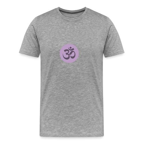 om - Men's Premium T-Shirt