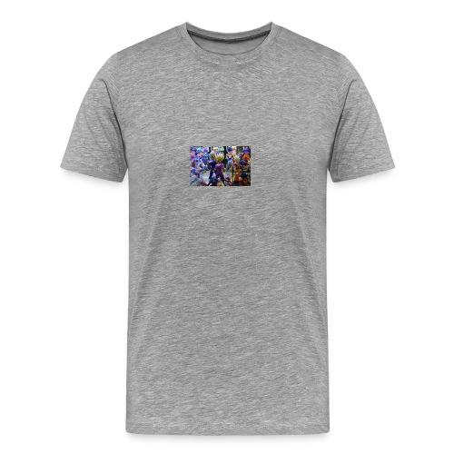 cartoons - Men's Premium T-Shirt