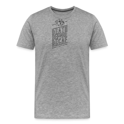 coffee cup - Men's Premium T-Shirt