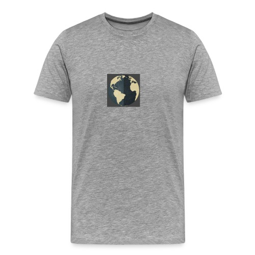 The world as one - Men's Premium T-Shirt
