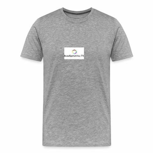 Brandspirit Africa - Men's Premium T-Shirt