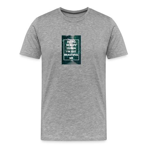 Pretty lil me - Men's Premium T-Shirt