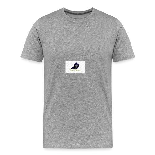 Tigu Playz:) - Men's Premium T-Shirt