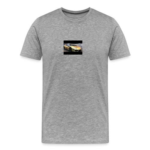 Ima_Gold_Digger - Men's Premium T-Shirt