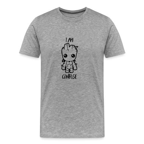 I Am Confuse - Men's Premium T-Shirt