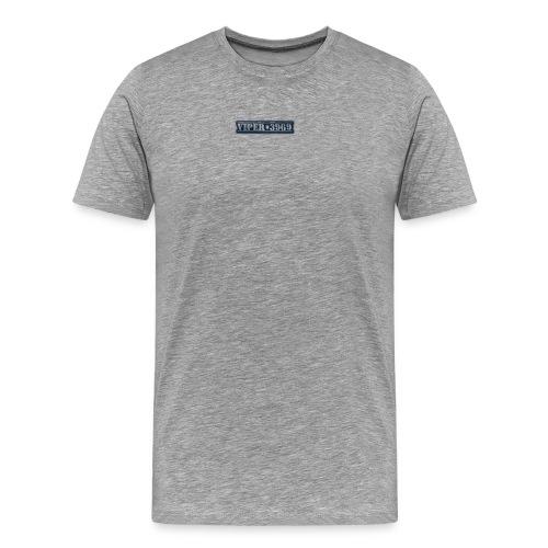 viper 3969 logo - Men's Premium T-Shirt
