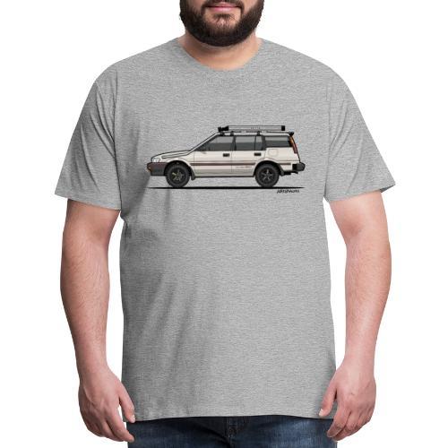 Ayota AE95 4WD Wagon - Men's Premium T-Shirt