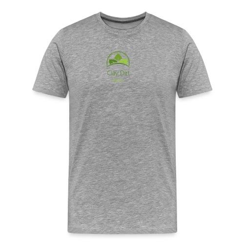 Clay Dirt Farms - Men's Premium T-Shirt