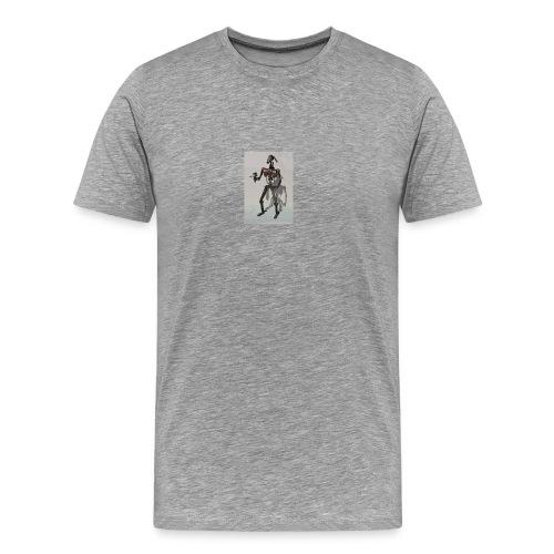 DROIDDROIDDROIDDROIDDROIDDROIDDROIDDROIDDROIDDROID - Men's Premium T-Shirt