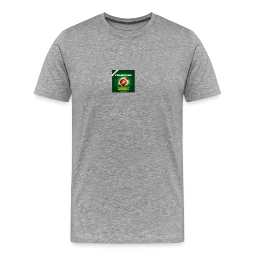 American Football ball - Men's Premium T-Shirt