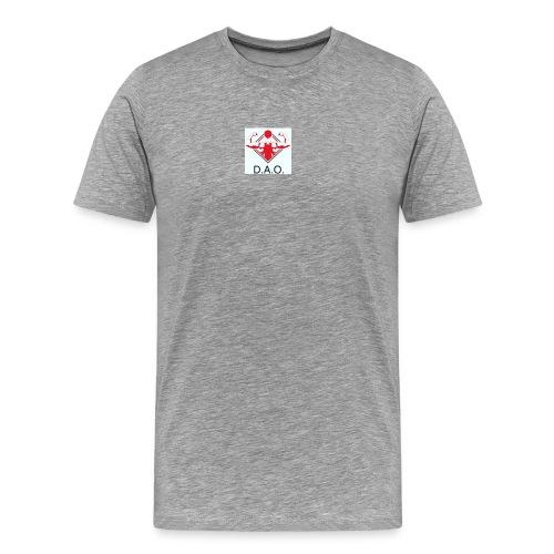 Dominate All Obstacles - Men's Premium T-Shirt