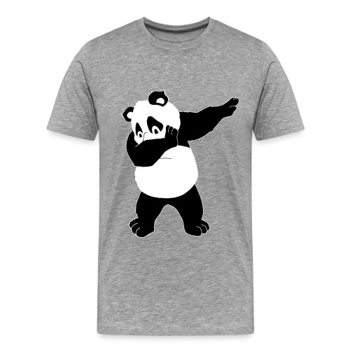 Dabbing Bear - Men's Premium T-Shirt