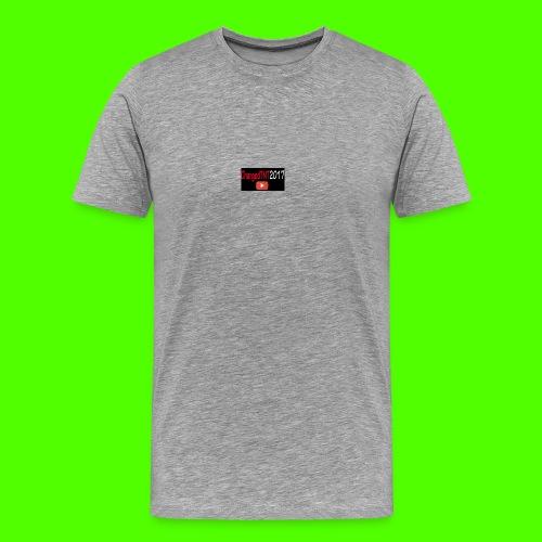 ChargedTNT 2017 - Men's Premium T-Shirt