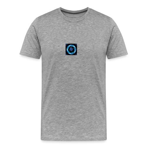 MY YOUTUBE LOGO 3 - Men's Premium T-Shirt