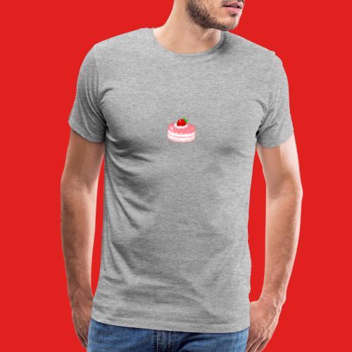 Cherry cake - Men's Premium T-Shirt