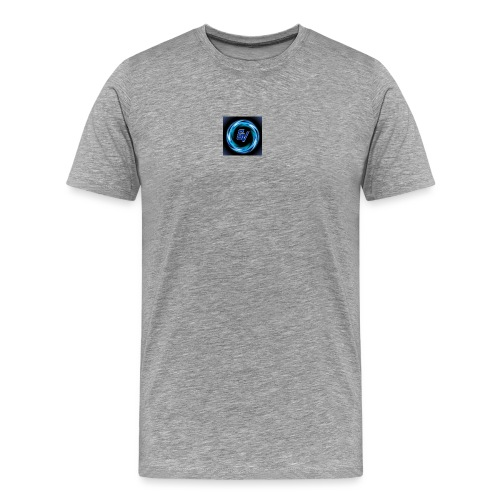 MY YOUTUBE LOGO 3 - Men's Premium T-Shirt