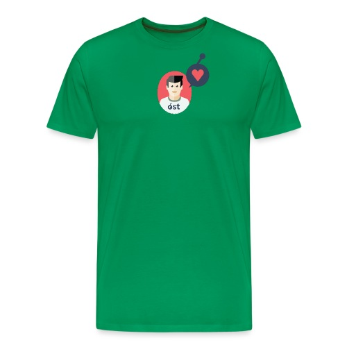 the OSTonian - Men's Premium T-Shirt
