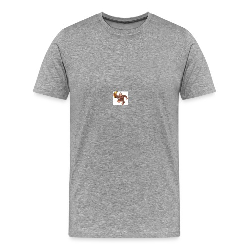 louiz fly out - Men's Premium T-Shirt