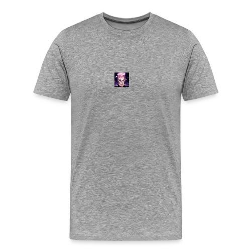 lil peep - Men's Premium T-Shirt