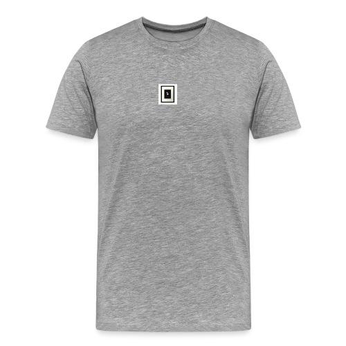 Dabbing pandas - Men's Premium T-Shirt