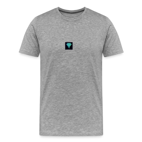 Diamond Logo - Men's Premium T-Shirt