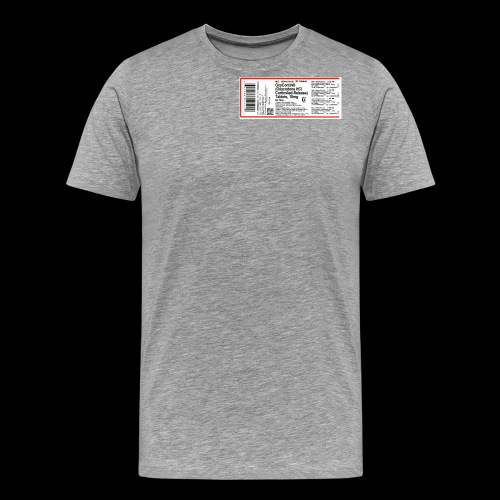 OX - Men's Premium T-Shirt