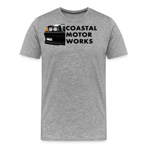Coastal Motor Works - Men's Premium T-Shirt