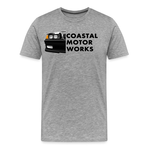 Coastal Motor Works - Men's Premium T-Shirt